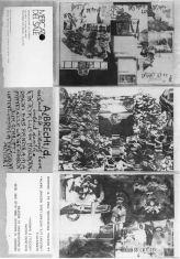 """Mailand 1985, Merato Del Sale, abgedruckt in """"UEBERZEIT"""" - Zehn Jahre Galerie im Zwinger, St. Wendel"""