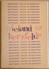 Heft zu Wieland Herzfelde, reflection press Nr. 45, Sammlung Decker