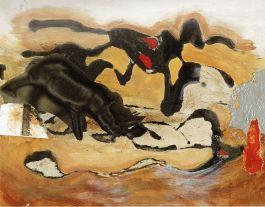 """""""Das Nashorn-Syndrom"""" 1992/94, Jahresgabe für die Suchtberatung RELEASE, 2000"""