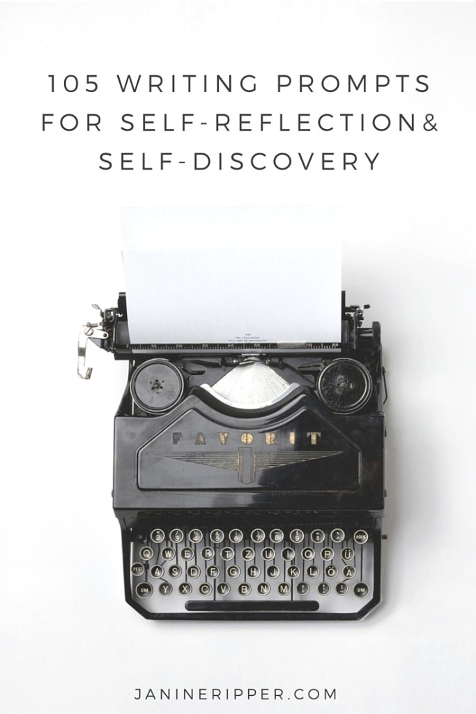 105 Writing Prompts to Guide You in Self-Reflection and Self-Discovery