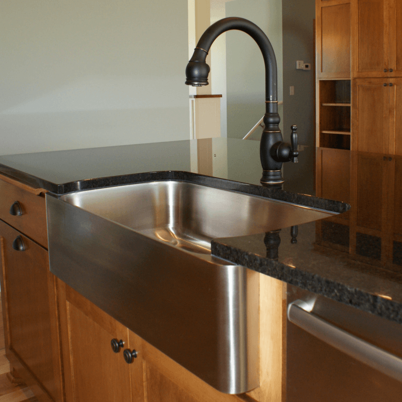 Best 25 Black Apron Sink