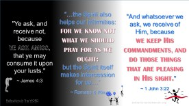 prayer collage