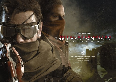 Under the Microscope | Metal Gear Solid V : The Phantom Pain – Caitanya Singh Jaswal