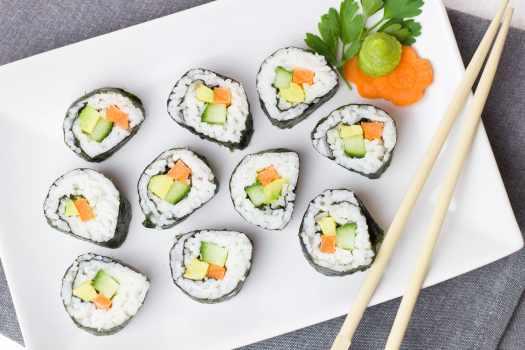 Sushi – Lakshaya Khurana
