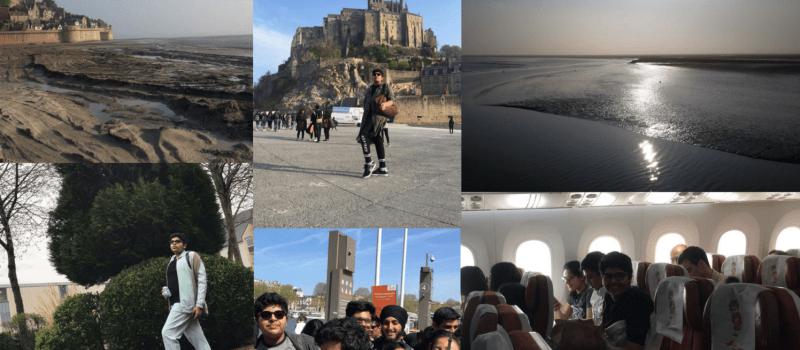 Le Voyage En France – Kartikeya Goel