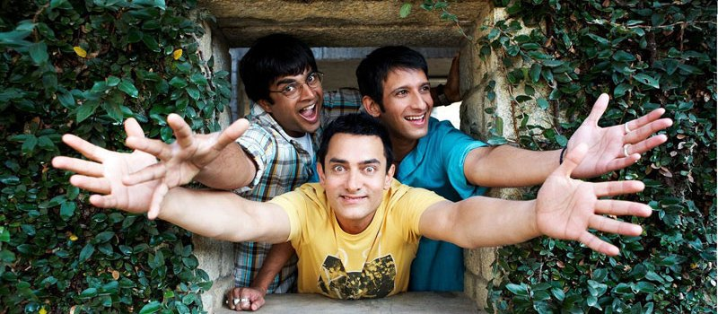 3 Idiots- A Millionth Re-watch – Aarnav Gupta