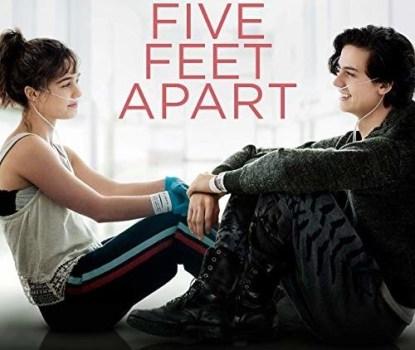 Review- Five Feet Apart- Ishani Singh