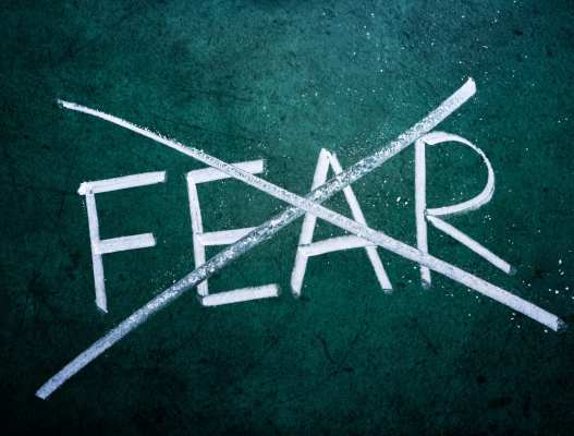 Why Do We Fear the Unknown? – Adya Chauhan