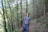 Out walking in France, Indian summer, October 2016