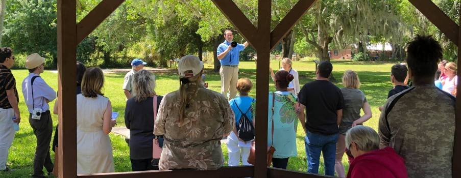 EVENT PHOTOS: Freedom Seekers at Manatee