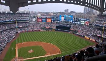 The Old Yankee Stadium Original Photo by Steve Contursi