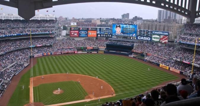 The Old Yankee Stadium Original Photo by Steve Contursi