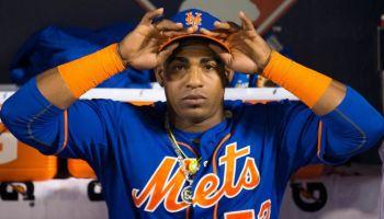 Yoenis Cespedes, New York Mets (Photo: New York Post)