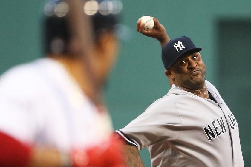 CC Sabathia, New York Yankees