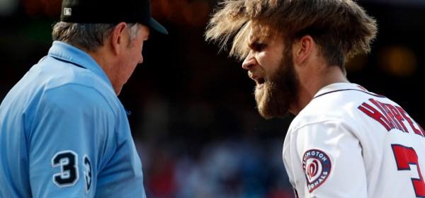 Bryce Harper: Baseball's Lone Ranger
