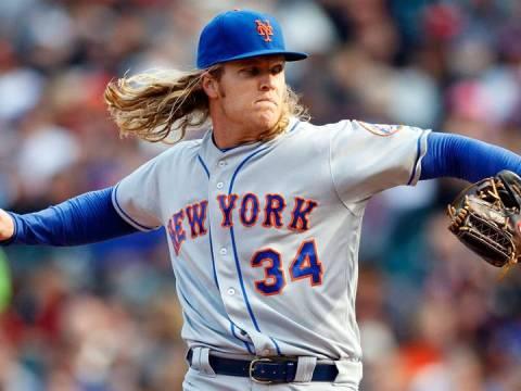 Noah Syndergaard, New York Mets (Photo Credit: USNews-Getty-FTR)