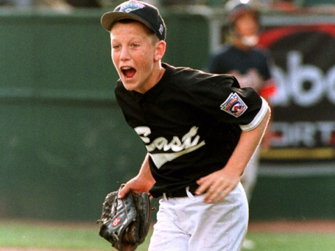 Todd Frazier, Little League World Champion