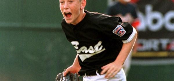 Todd Frazier, Little League World Champion