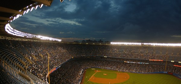 Yankee Stadium.Home of the New York Yankees