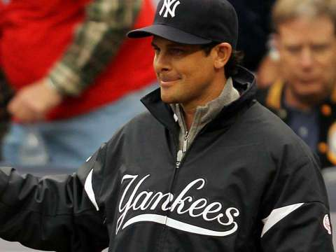 Aaron Boone, Manager New York Yankees