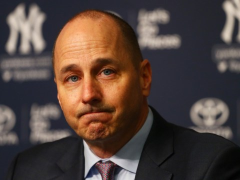 Brian Cashman, GM New York Yankees