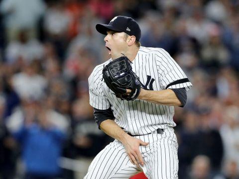 David Robertson, New York Yankees