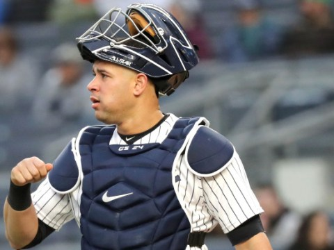 Gary Sanchez, New York Yankees