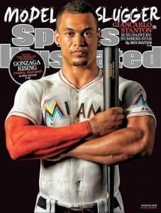Giancarlo Stanton, New York Yankees (Photo: Sports Illustrated)