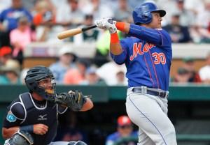 Michael Conforto, New York Mets (Reinhold Matay-USA TODAY Sports)