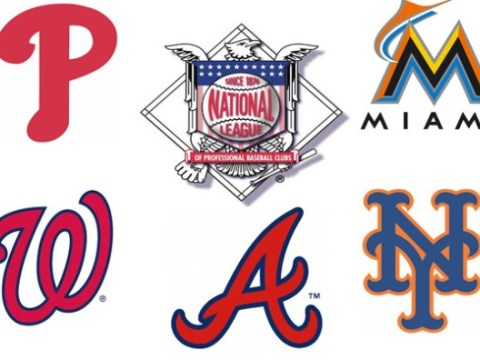National League East