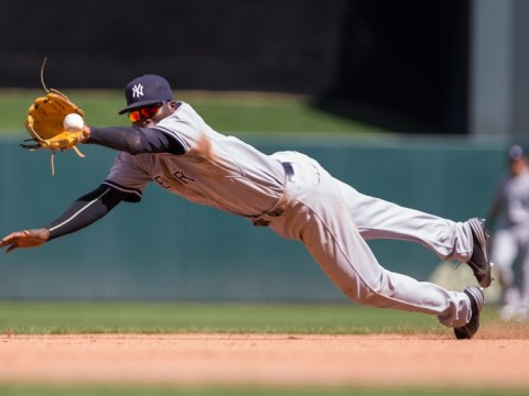 Didi Gregorius, Shortstop New York Yankees