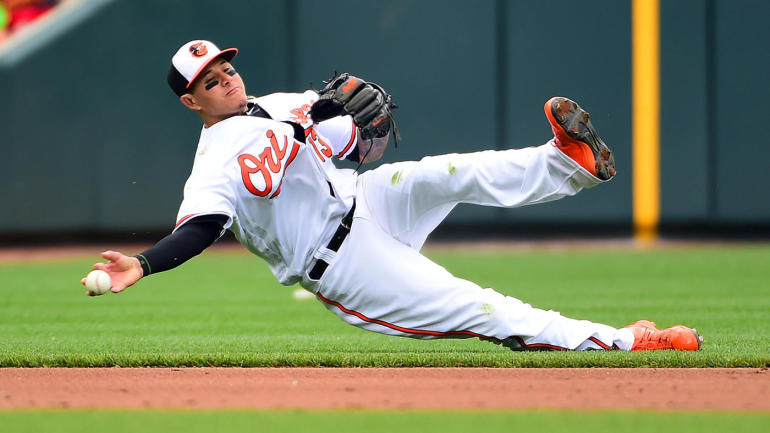 Manny Machado, MLB Shortstop All-Star candidate 2018