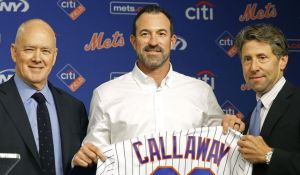 Mickey Callaway, NY Mets Manager