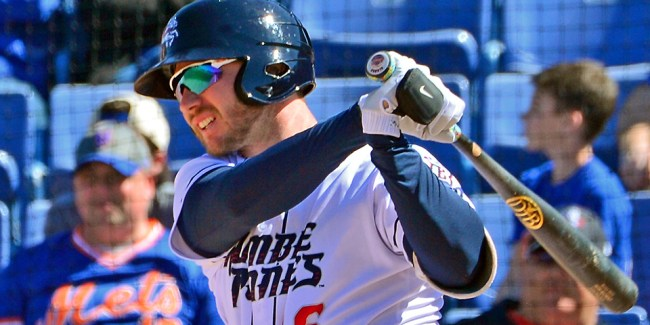 Peter Alonso, New York Mets Prospect
