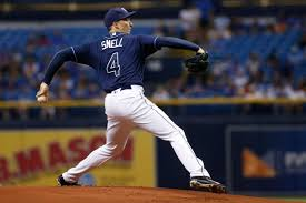 Blake Snell, Tampa Bay Rays