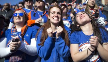 New York Mets Fans - The Faithful Photo Credit: The Daily Stache