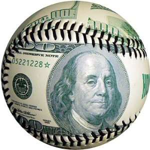 Don't Worry - Be Happy :MLB: Revenue continues on a record setting pace