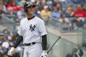 Greg Bird - The Long Walk Credit: New York Post