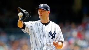 J.A. Happ, New York Yankees Credit: NESN