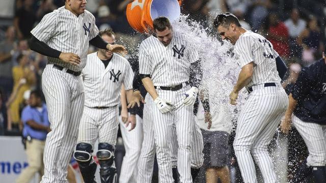 Neil Walker, Yankees Super-Sub Credit: Presswire