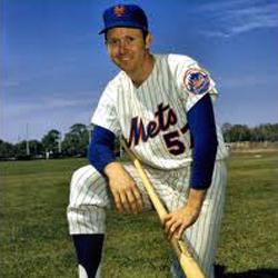 Rod Gaspar, member 1969 Mets Photo Credit:SportsTalk1240