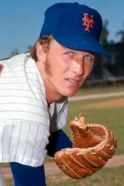 Tommy Joe Moore, New York Mets Photo Credit: SABR.org