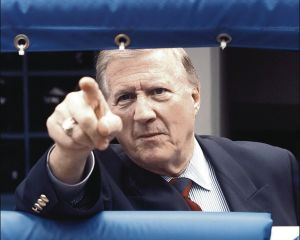 Former Yankees Owner, George M. Steinbrenner Photo Credit: New York Daily News