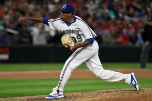Edwin Diaz, Closer Photo Credit: SportsTalkATL.com