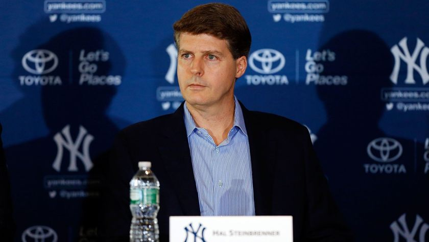 Hall Steinbrenner, COO, New York Yankees (Getty Images)