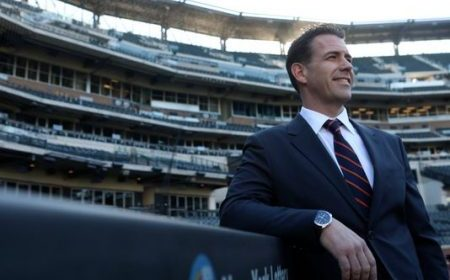 Brodie Van Wagenen, GM New York Mets Photo Credit: Northjerser.com
