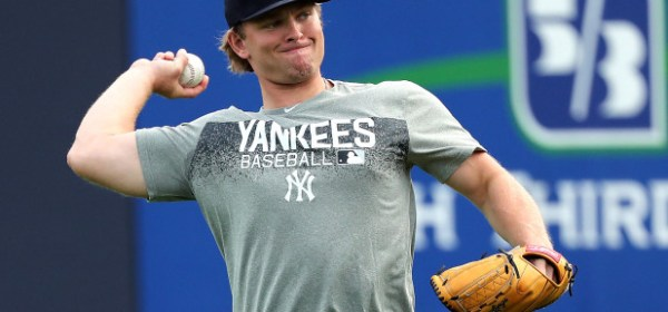 Chance Adams, Yankees Prospect Photo Credit: New York Post