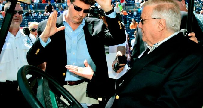 The Steinbrenners - A Yankees Legact Photo Credit: New York Post