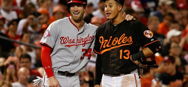 Bryce Harper, Manny Machado Photo Credit: SB Nation