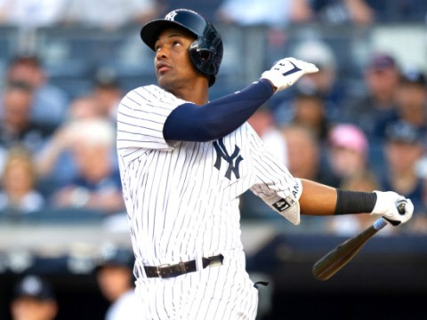 Miguel Andujar, New York Yankees Photo Credit: New York Post